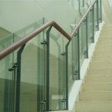 Diseño de cristal accesorio de la barandilla de Frameless de la construcción