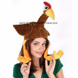 Шлем Турции официальный праздник в США в память первых колонистов Массачусетса заполненный игрушкой
