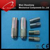 Baisse galvanisée d'acier du carbone dans des dispositifs de fixation d'attache