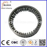 Inserire l'elemento Fe8040z16 con la molla di tensionamento utilizzata in riduttori