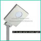 Tutti in un indicatore luminoso di via solare di 30W LED