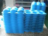 Moulage promotionnel de glace de silicones de catégorie comestible, plateau de bille de glace de silicones