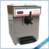 Fabricante de gelado macio do único modelo da tabela do sabor