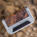 Therion originale DNA75 si raddoppia commercio all'ingrosso 2016, MOD del DNA Vape dei 18650 MOD del DNA 75W di Therion