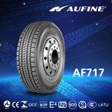 marca de fábrica de 315/80r22.5 Aufine para los neumáticos radiales del carro