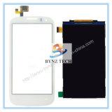 Экран касания LCD мобильного телефона для агрегата датчика монитора цифрователя индикации шипучки C5 Alcatel Ot5036