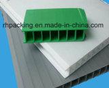 Hoja del plástico Sheet/PP/fabricante huecos acanalados multiusos de la hoja de Correx 8m m, 10m m
