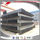 100X100mm熱間圧延の溶接されたASTM A500の正方形鋼管