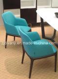 Itialian 현대 나무로 되는 가죽 식사 의자 (C48)