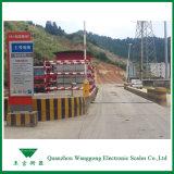 Automatisierte LKW-Wiegebrücke für gemischte konkrete Pflanzen