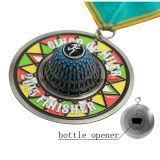 주문을 받아서 만들어진 메달 제작자 디자인 자신의 다채로운 메달