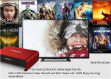 2016 heißer T95u PROS912 2g 16g Kodi 17.0 Android Fernsehapparat-Kasten-Firmenzeichen Fernsehapparat-Kasten