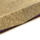 リボンが付いているFoldable堅いチョコレート記憶のギフト用の箱