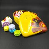 クッキー(T003-V9)のための流行のブリキボックス