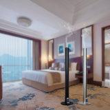 Difusor bonito de controle remoto esperto do petróleo do aroma para quartos e lojas