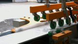 Máquina pulidora de cerámica del azulejo de alta velocidad con la pista 14