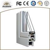 고품질 제조에 의하여 주문을 받아서 만들어지는 UPVC 미끄러지는 Windows