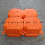 De In het groot Multifunctionele Oranje Plastic Kubus van de fabriek