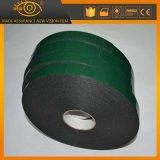 PET Schaumgummi-Grün-Doppeltes versah Klebstreifen mit bestem Preis mit Seiten