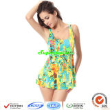 Mulheres One Piece swimwears / 1-PCS Swim Wears