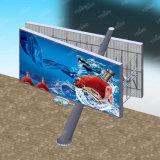 Stahlim freienanschlagtafel-Zelle-batteriebetriebener heller Kasten
