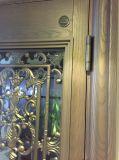 Porte d'entrée principale de garantie de villa