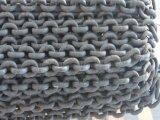 Catena di sollevamento dell'acciaio inossidabile di G80 48mm