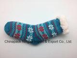 Gli uomini e le donne di inverno si dirigono i calzini anti - calzini sdrucciolevoli