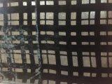 O veludo da seda/rayon (LFM43067) queima a tela impressa