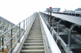 Acero con poco carbono que ralla para el paso de progresión de la escalera