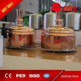 7bbl rode het Brouwen van het Koper Apparatuur die tot Corona maken, het Bier van de Ambacht