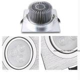 5W el blanco moderno de aluminio de interior LED abajo se enciende con Ce