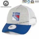 Chapéu quente do camionista da venda da forma com bordado personalizado do logotipo 3D