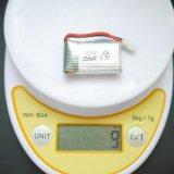 batería de litio del polímero del juguete de la batería 702030 del Li-Polímero de la batería de litio de Quadcopter del abejón de 250mAh 3.7V 25c Jjrc Jj-1000 RC