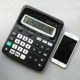 Чалькулятор 12 чисел большой Desktop (CA1216-12D)