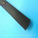 Glasvezel Koker van de Draad van de Kabel van de Isolatie van 400 - 600 Graad de Elektro
