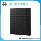 La haute l'Afficheur LED d'intérieur de mur visuel de location de la vitesse de régénération 2600Hz P3
