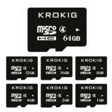 1-128GB Carte mémoire flash micro SD de classe 10 avec impression de logo