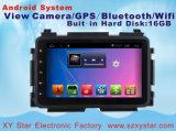 Androide Systems-Auto-DVD-Spieler-Navigation GPS für Honda Xrv 10.1 Zoll mit Bluetooth/TV