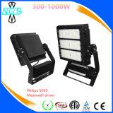 Alta luz competitiva del mástil del precio 1000W LED para el campo y el muelle de deporte del aeropuerto