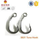 Crochet à haut carbone de thon de l'acier 9831