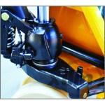 Camion di pallet idraulico della mano della scala poco costosa da vendere