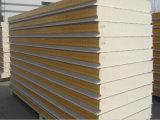 Wärmeisolierung PU-Zwischenlage-Panel-Polyurethan-Panel-Zwischenlage für Fertighaus