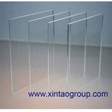 Hoja/plexiglás de acrílico del molde para el rectángulo de iluminación (XT136 XT218)