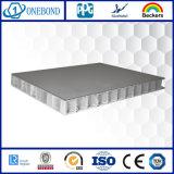 El panel de aluminio del panal para la decoración del edificio
