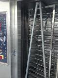16 Tellersegment Commecial Bäckerei-Geräten-Drehzahnstangen-Diesel-Ofen