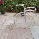 정원 장식을%s 최신 인기 상품 단철 자전거 재배자 남비