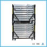 Barriera di alluminio piegante di Mojo delle barriere della barriera