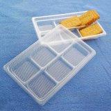 OEM 처분할 수 있는 플라스틱 초밥 또는 cakies 또는 건빵 식사 물집 쟁반 (PP 쟁반)