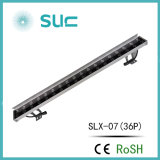 Double rangée 48W-80W IP65 LED Wall Washer Light for Outdoor Project